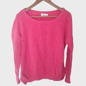 Vineyard Vines Space Dyed Bonfire Sweater Medium P